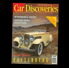 Car Discoveries