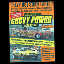 Chevy Power Magazine
