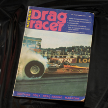 National Drag Racer