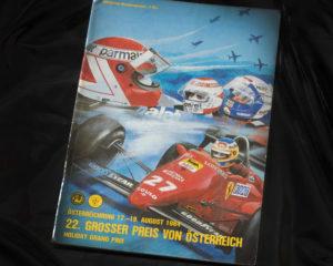 Osterreichring, Austrian Grand Prix