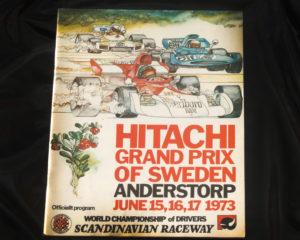 Anderstorp, Swedish Grand Prix