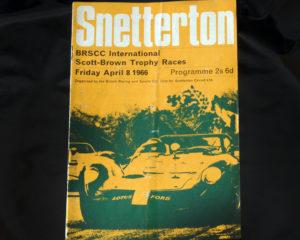 Snetterton, Scott-Brown Trophy Races