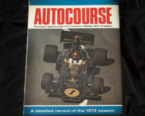 Autocourse 1972 Season
