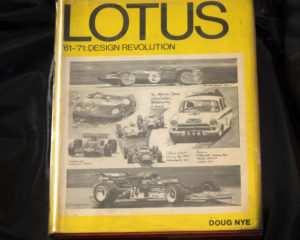 Lotus '61-'71 Design Revolution