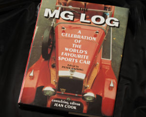 MG Log