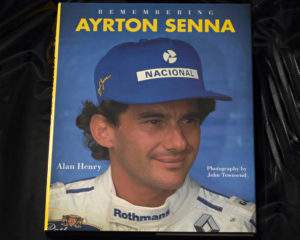 Remembering Ayrton Senna