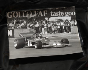 Emerson Fittipaldi, Lotus Type 72