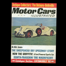 Motor Cars Illustrated