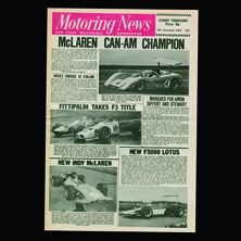 Motoring News