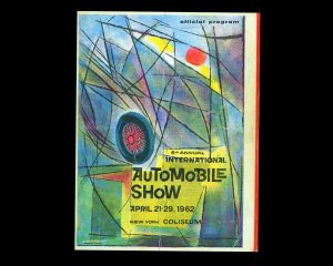 New York Coliseum Auto Show
