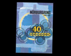 Nurburgring, 40 Year Anniversary