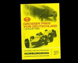 Nurburgring, German Grand Prix