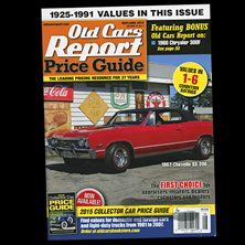 Old Cars Report