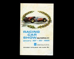 Olympia Racing Car Show