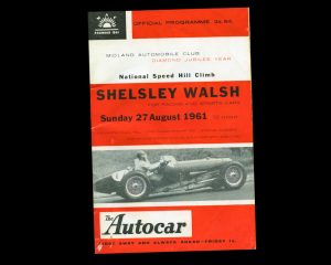 Shelsley Walsh National Speed Hill Climb