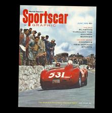 Motor Trend's Sportscar Graphic
