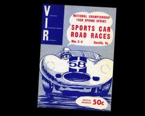 Virginia International Raceway, Spring Sprint
