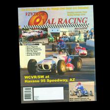 Vintage Oval Racing
