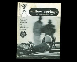 Willow Springs, SCCA Road Races