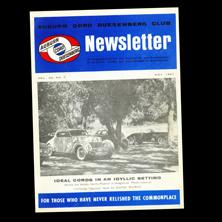 Auburn, Cord, Duesenburg Newsletter