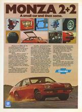 Chevrolet Monza 2+2