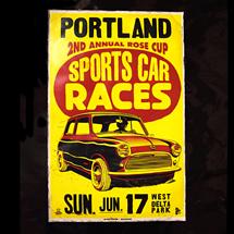 Rose Cup, Portland