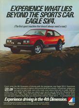 Eagle SX/4