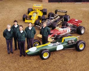 Classic Team Lotus