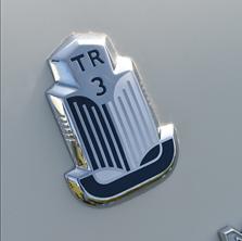 Triumph TR3 (UK)