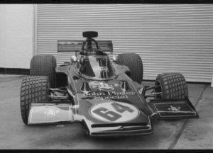 Lotus 72, JPS Promo