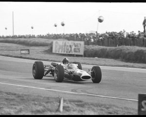Graham Hill, Lotus 48