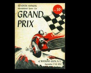 Watkins Glen, 7th Sports Car Grand Prix