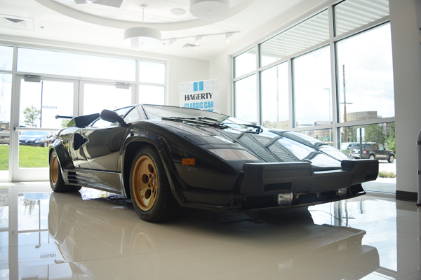 Car Of The Month 1988 5 Lamborghini Countach Lp5000 Qv Auto Archives