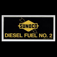 Sunoco Diesel Fuel