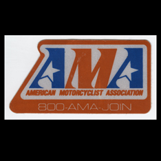 AMA American Motorcyclist Association