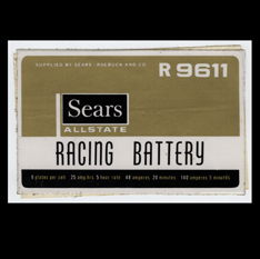 Sears Allstate Battery