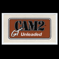 CAM2 GT Unleaded