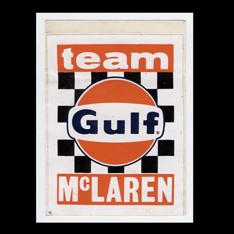 Gulf McLaren
