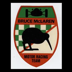 Bruce McLaren Motor Racing