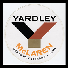Yardley McLaren