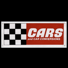 Cars & Car Conversions Mag