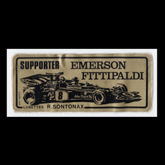 Emerson Fittipaldi Supporter