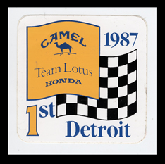 Camel Team Lotus