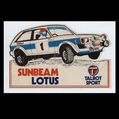 Sunbeam Lotus
