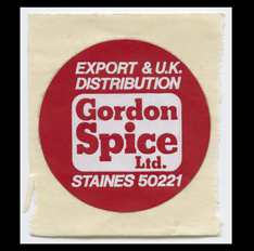 Gordon Spice Ltd.