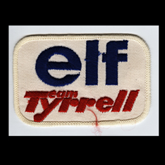 Elf Team Tyrrell