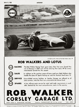 Rob Walker Garages
