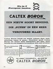 Caltex fuels