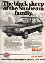 Talbot Sunbeam
