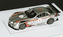 McLaren Mercedes SLR 722 GT